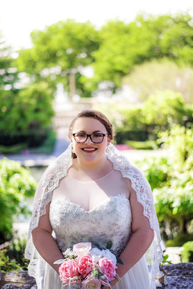 Bride -  Smiling