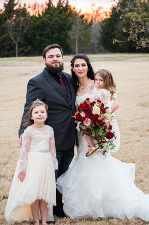 Wedding - Family