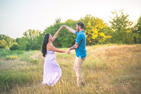 Couple - Field Dance