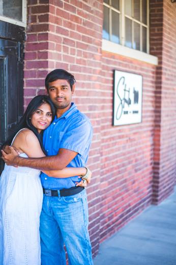 Couple - Hug
