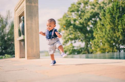 Baby Boy - Walking