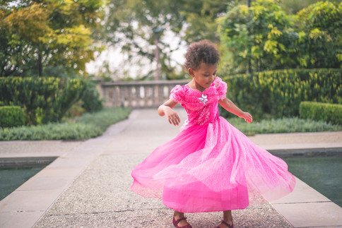 Kids - Princess Portrait