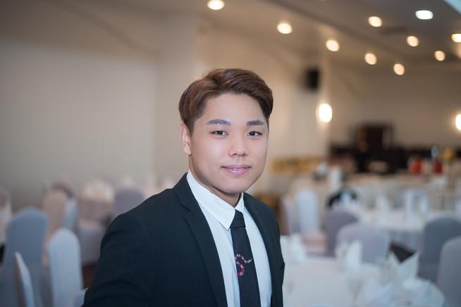 Event - President Pose