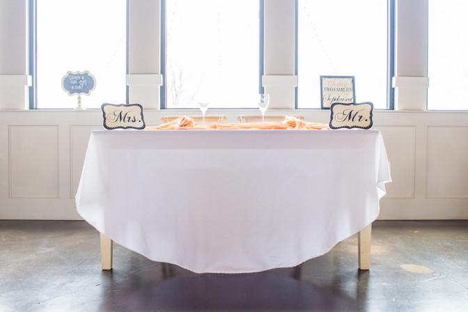 Wedding - Bide and Groom Seat