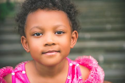 Kids - Princess Headshot