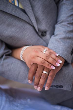 Wedding - Bride and Groom Ring