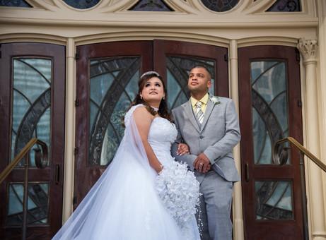 wedding - Bride and Groom