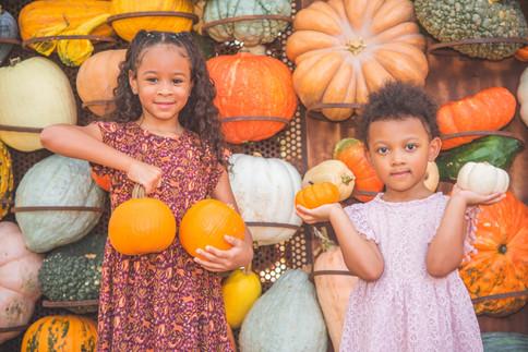 Kids - Pumpkin Patch