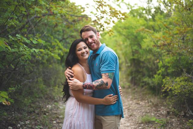 Couple - Close Hug