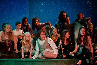 The Dreaming, First Act Theatre, A Miadsummer Night's Dream