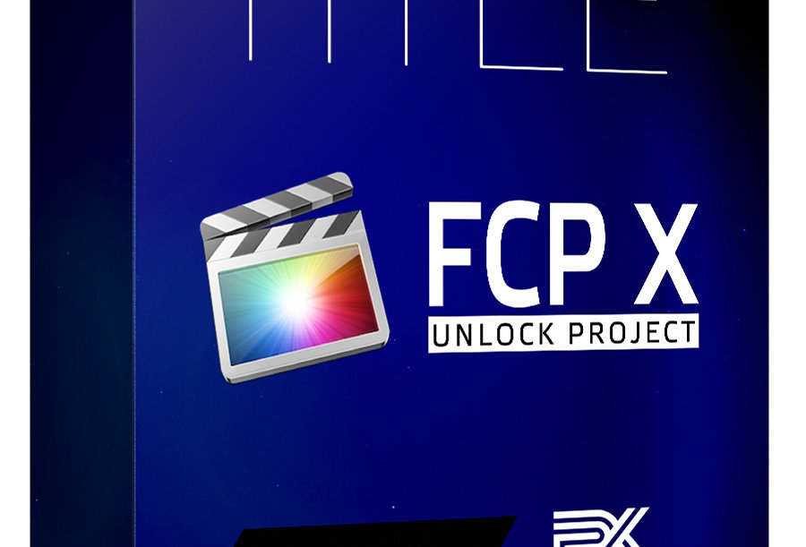 Cinematic Title Projects |  Final Cut Pro X || Vol 02