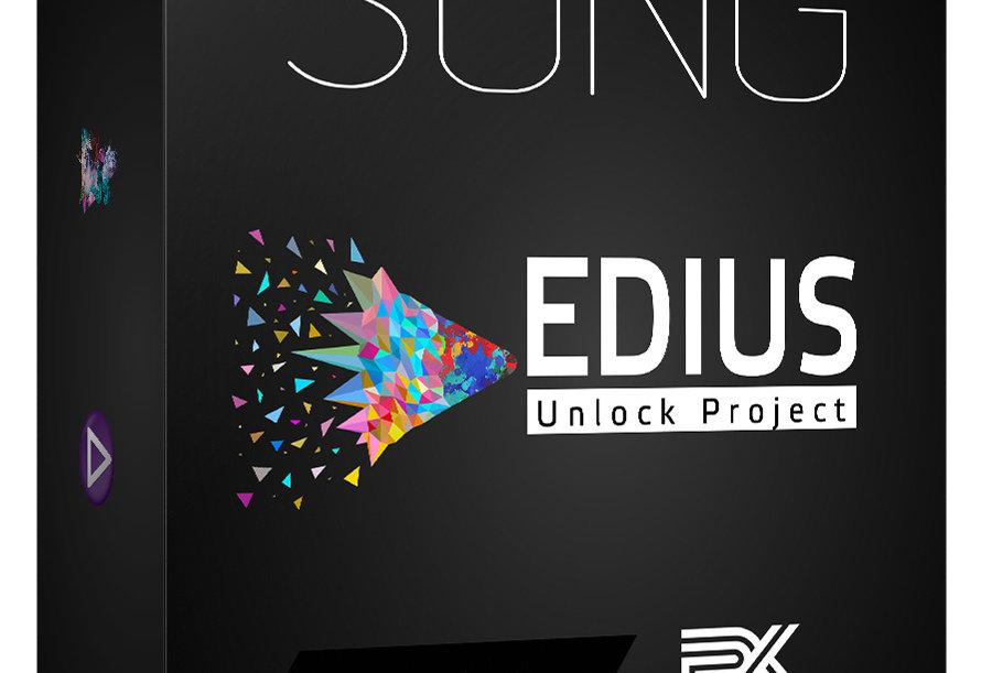 EDIUS PRO | Song Project | Vol 01