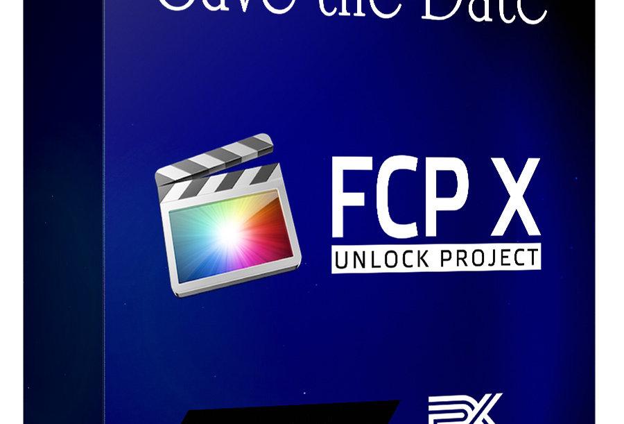 Invitation Project |Final Cut Pro X|| Vol 01