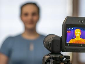 Qual a diferença entre uma câmera termográfica e térmica?