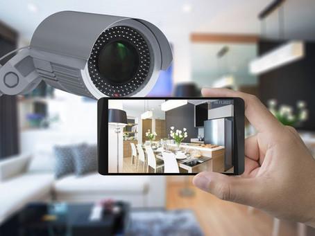 Como integrar seu celular com uma câmera de monitoramento?