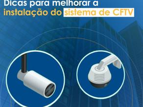 5 dicas para melhorar a instalação de produtos para CFTV