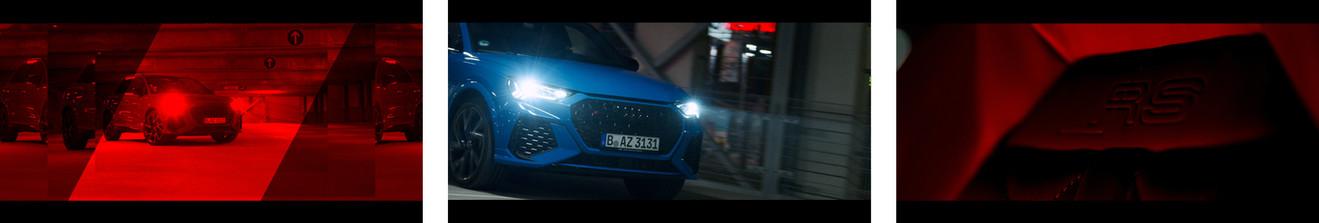 """""""Lebe legendär"""" - Audi RS Q3"""