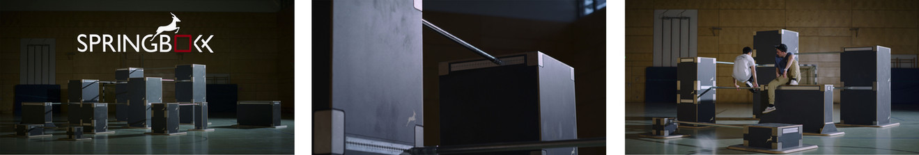 """Springbokx"" - Launch Trailer"