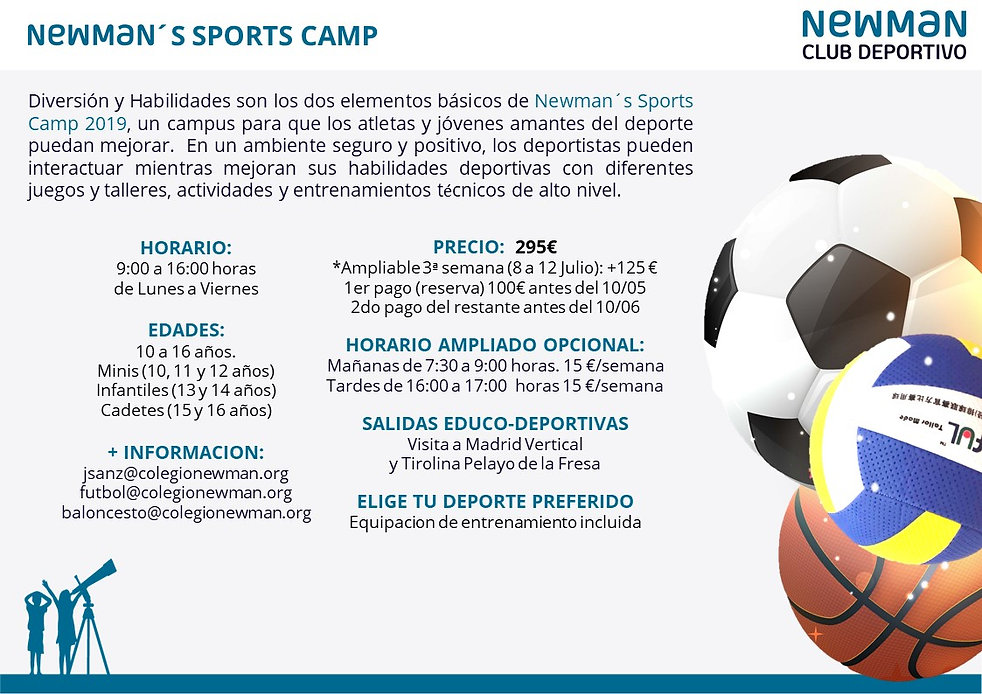 NEWMAN SPORTS CAMP_folletos_22MAR19(tras