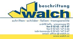 walch