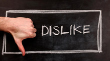 "Be Careful Before You Hit ""DISLike"" or Leave a Negative Review Online"