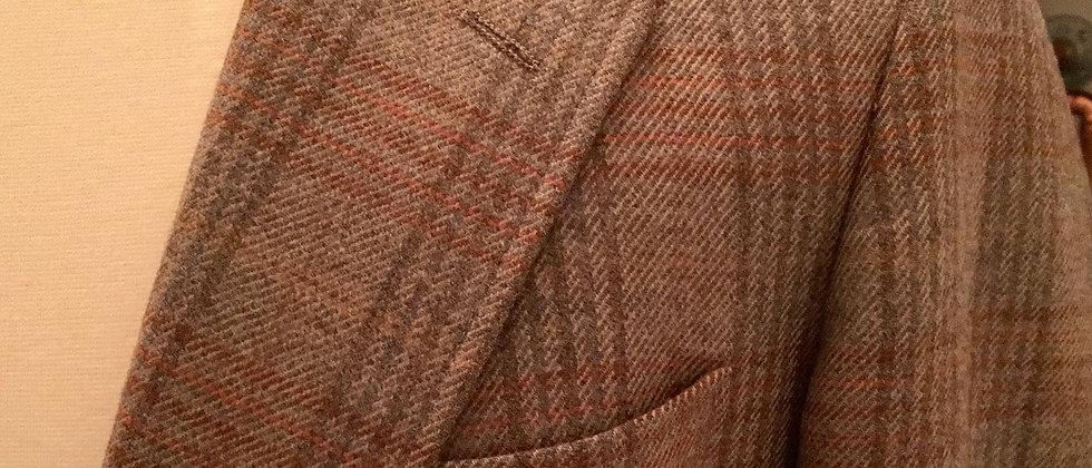 Peanut | Amber Madras Jacket
