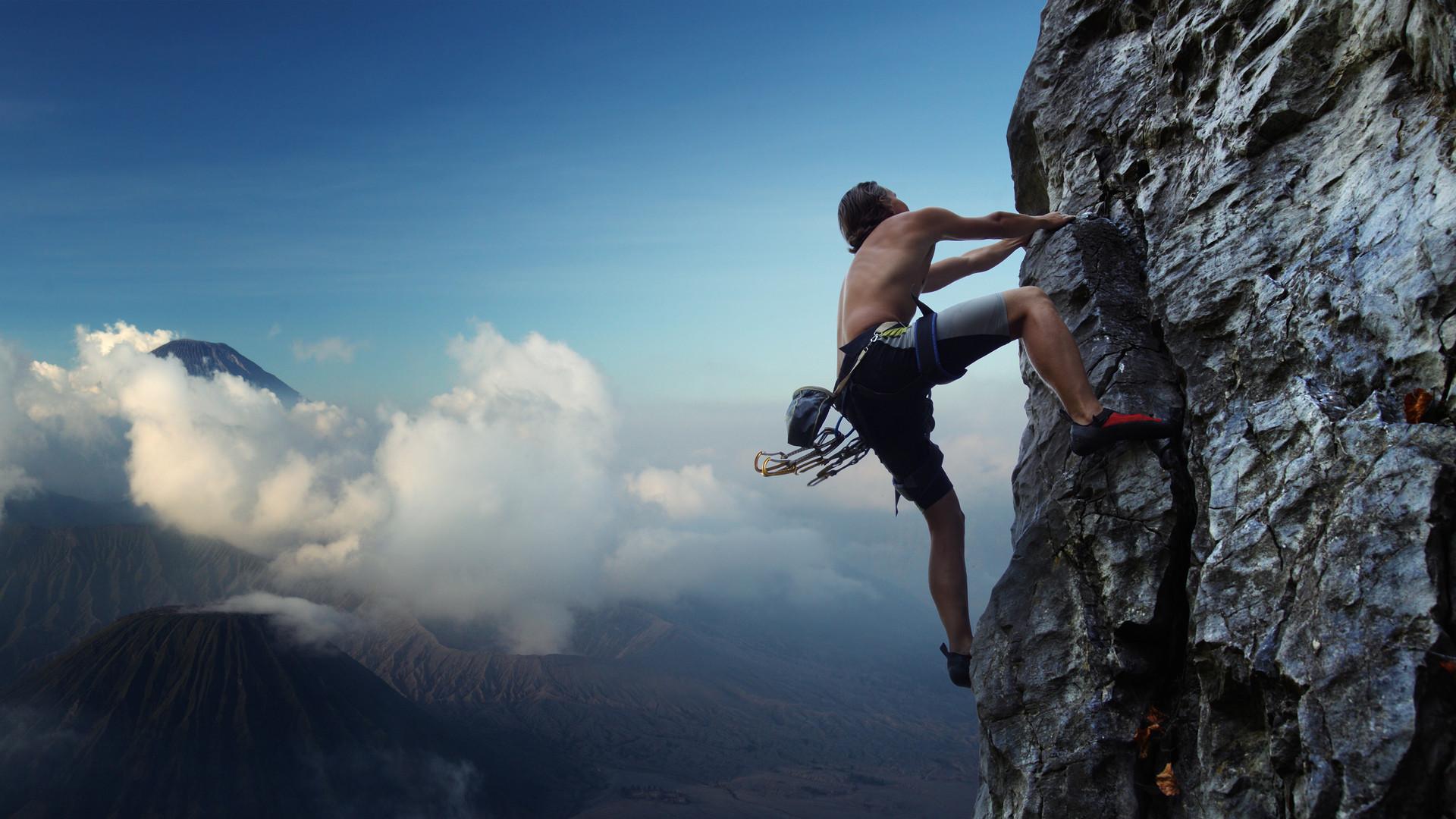 Mit Kraft an die Spitze