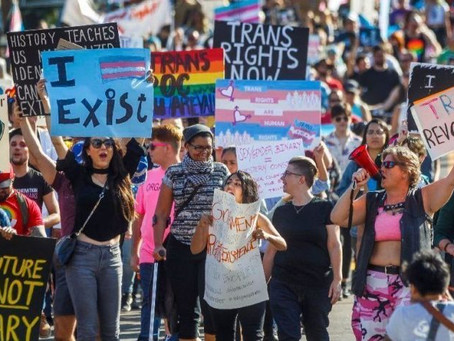Trans Rights Are No Threat To Female Liberation