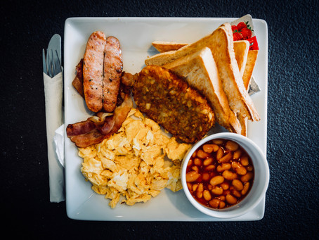 Which Divine Being Gifted The World The All Day Breakfast Hangover Cure?