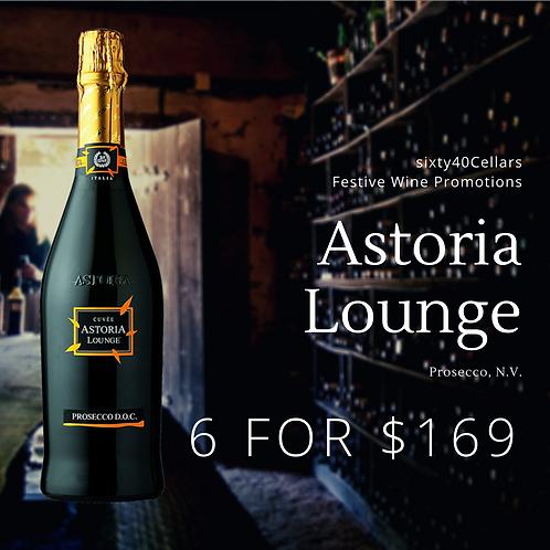 Astoria, Lounge, Prosecco (Set of 6)