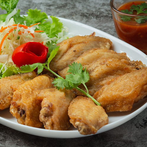 Chicken Mid Wings (4pcs)