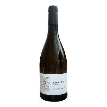 Xavier, Vignon, Cotes Du Rhone, Blanc,  2017