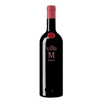 Villa M, Rosso