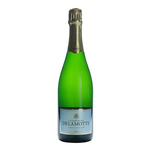 Delamotte, Brut Champagne Grand Cru 'Le Mesnil-sur-Oger', NV