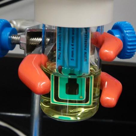 Unesp cria sensor para detectar antibiótico em rios e esgotos