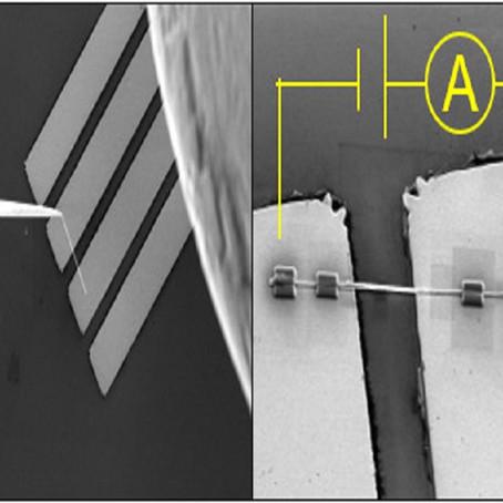 """Unesp desenvolve sensor """"invisível"""" que detecta gases tóxicos"""