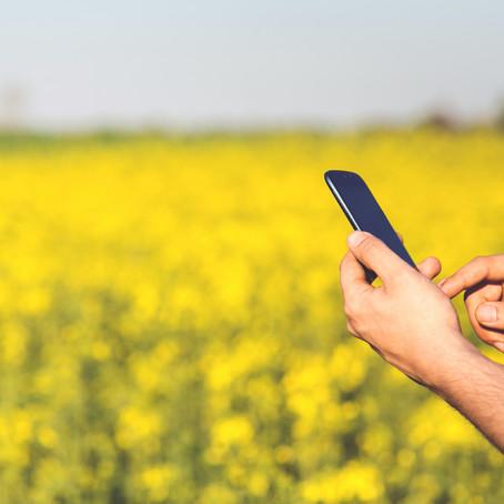 Agricultura 4.0 conecta o campo