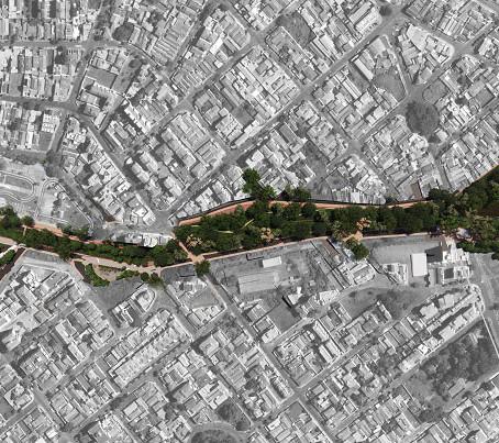 Parque linear pretende revitalizar a região do Kartódromo