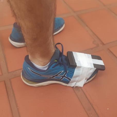 Celular preso ao pé pode ajudar a detectar doenças neurológicas