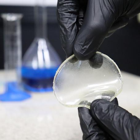 Material feito com CO2 é capaz de evitar infecções por fungos e bactérias