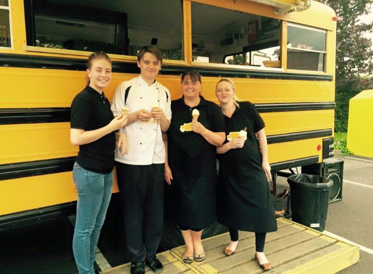 Yellow Bus Catering Team Photo