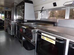 Yellow Bus Catering Kitchen