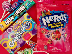Candy Candy Candy!