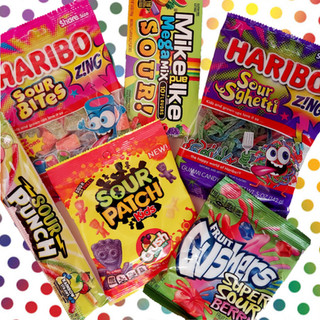 Sour Candy!!