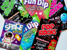Popping Candy & more SUGAR!