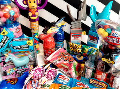 Toy Candy & Sorts
