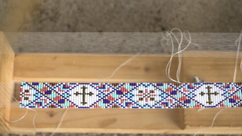 Beaded Belt Pattern #19