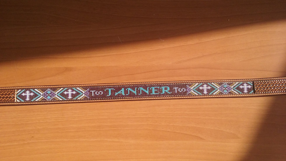 Beaded Belt Pattern #11