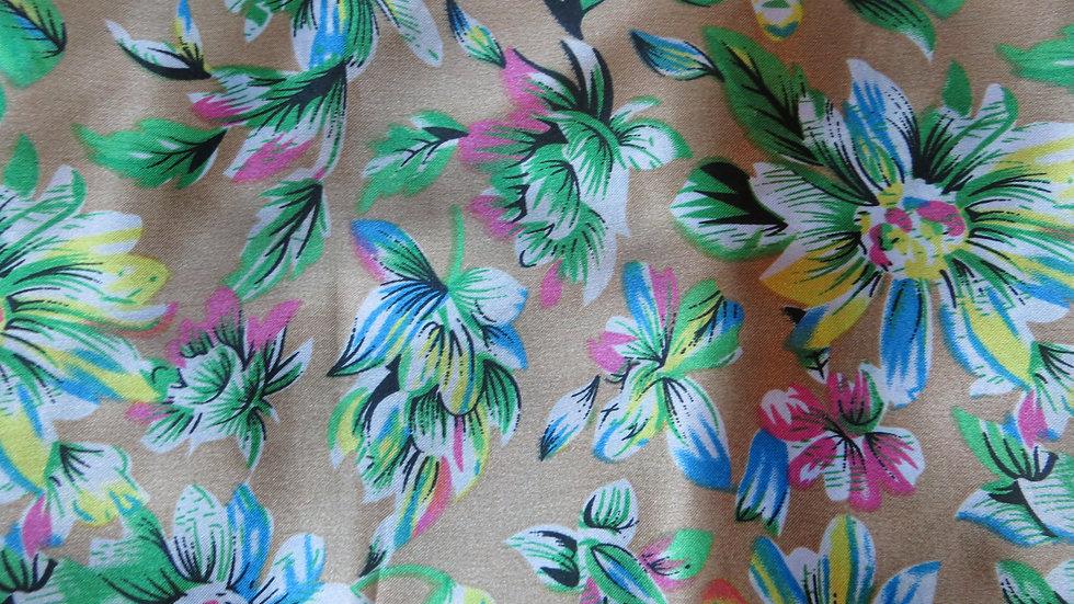 Wild Rag Pattern #112