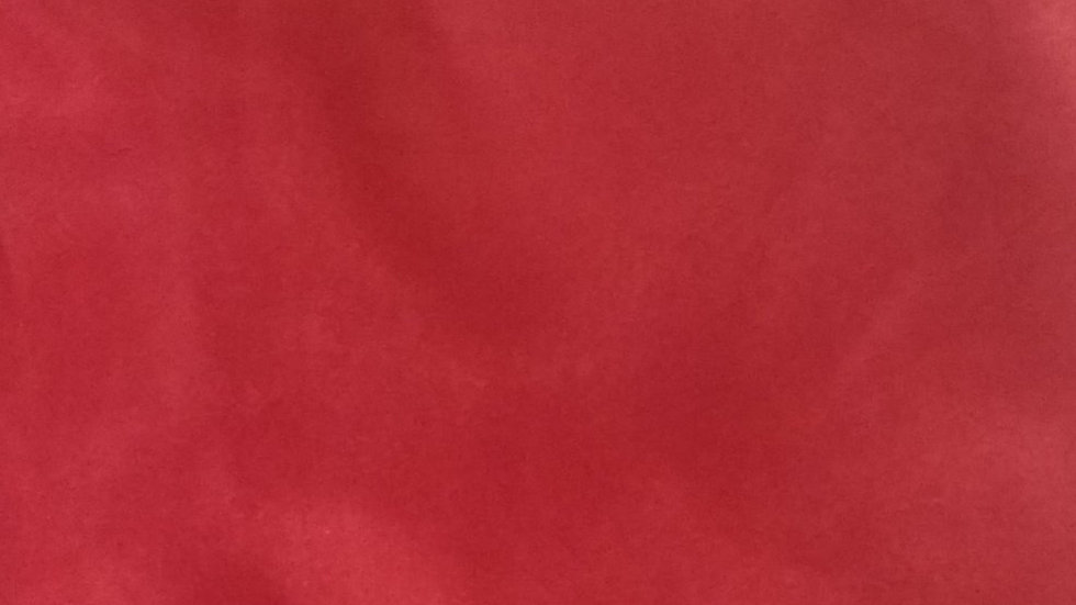 Wild Rag Solid Pattern - Red